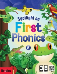 Spotlight on  First Phonics Set. 5(Student Book + Storybook)