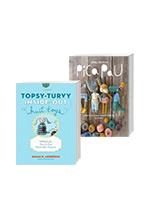 손뜨개 인형만들기 Animal Friends of Pica Pau + Topsy-Turvy 2종 세트