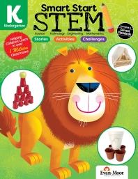 Evan-Moor Smart Start STEM Grade K
