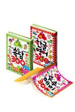 [키움]똑똑한 어린이 첫 사전 300 시리즈 세트 (속담 300+수수께끼300+ 한글 영어300)(전 3권)