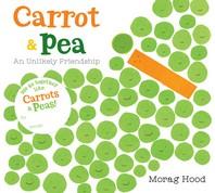 Carrot and Pea (Board Book)