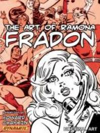 Art of Ramona Fradon