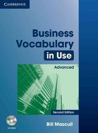 Business Vocabulary in Use, Advanced [With CDROM]