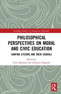 Philosophical Perspectives on Moral and Civic Education