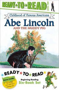 Childhood of Famous Americans Ready-To-Read Value Pack
