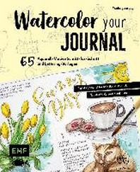 Watercolor your Journal #coloryourday