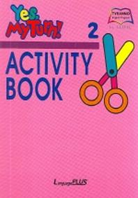 YES MY TURN 2(ACTIVITY BOOK)