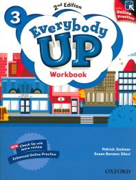 Everybody Up. 3(Workbook)