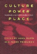 Culture, Power, Place