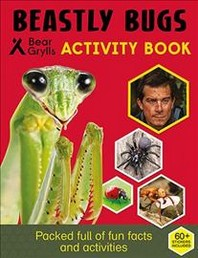 Bear Grylls Activity Series Extreme Bugs