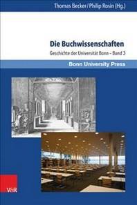 Die Buchwissenschaften