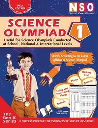 National Science Olympiad - Class 1 (With OMR Sheets)