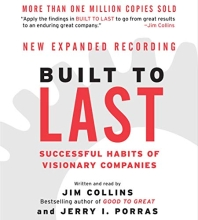 Built to Last ( Good to Great #2 )
