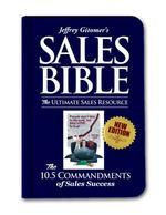 Jeffrey Gitomer's Sales Bibles