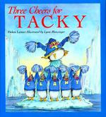 Three Cheers for Tacky (Paperback) 1996c Houghton Mifflin
