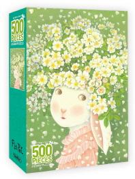 플로펫 직소 퍼즐 500조각: 찔레꽃