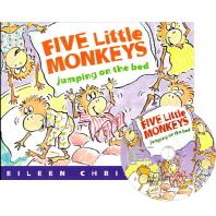 노부영 Five Little Monkeys Jumping on the Bed