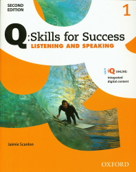 Q Skills for Success Listening and Speaking. 1