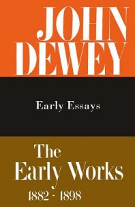 The Early Works of John Dewey, 1882-1898, Volume 5