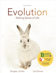 Loose-Leaf Version for Evolution & Saplingplus for Evolution (Single-Term Access) & Iclicker Reef Polling (Six-Months Access; Standalone) [With eBook]