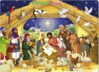첫걸음 퍼즐 성경: 아기 예수님