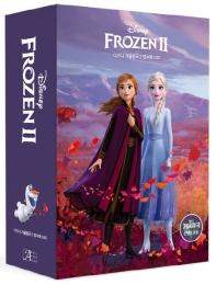 디즈니 겨울왕국 2: 엽서북 100