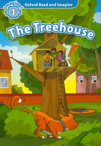 Oxford Read and Imagine: Level 1: The Treehouse Audio Pack (Package)