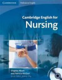 Cambridge English for Nursing: Intermediate