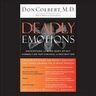 Deadly Emotions Lib/E