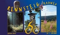 Rennsteig-Radweg Spiralo