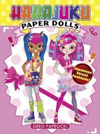 Harajuku Paper Dolls