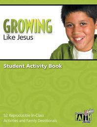 Growing Like Jesus