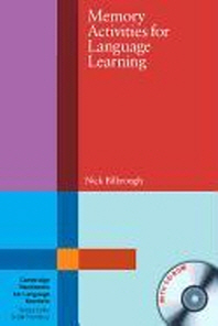 Memory Activities for Language Learning [With CDROM]