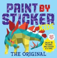 Paint by Sticker Kids (스티커 아트북 - 아동)