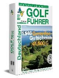 Albrecht Golf Fuehrer Deutschland 21/22 inklusive Gutscheinbuch