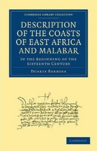 Description of the Coasts of East Africa and Malabar