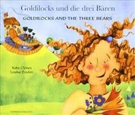 Goldilocks and the Three Bears in German and English