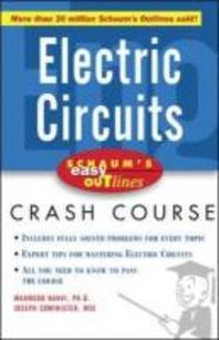 Schaum's Easy Outline Electric Circuits