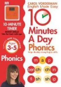 10 Minutes A Day Phonics Ks1
