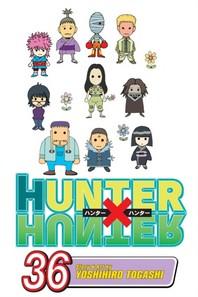 Hunter X Hunter, Vol. 36, Volume 36