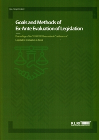 Goals and Methods of Ex-Ante Evalution of Legislation