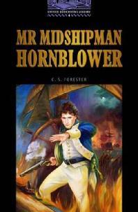 Mr.Midshipman Hornblower(Oxfrod Bookworms Library 4)