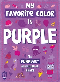 My Favorite Color Activity Book