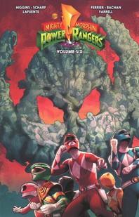 Mighty Morphin Power Rangers Vol. 6, 6
