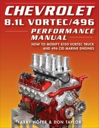 Chevrolet 8.1l Vortec/496 Perf Manual