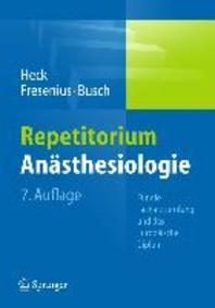 Repetitorium Anasthesiologie
