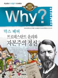 Why? 막스베버 프로테스탄트 윤리와 자본주의 정신