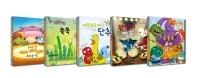 모 윌렘스의 코끼리와 꿀꿀이는 책을 좋아해 시리즈 세트