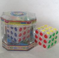 투명 볼록이 큐브퍼즐(3X3)