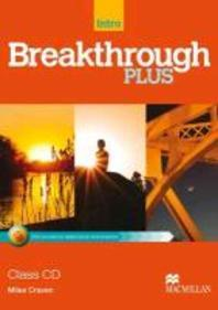 Breakthrough Plus Intro Lev Class Aud CD